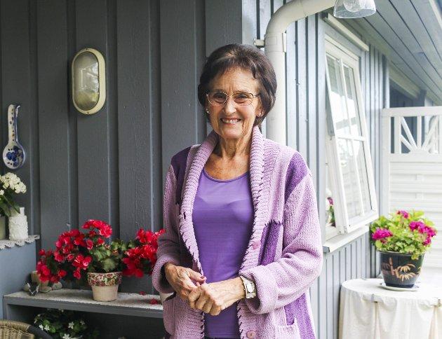 De frivillige, som Anne Langaas, gjør en viktig jobb.