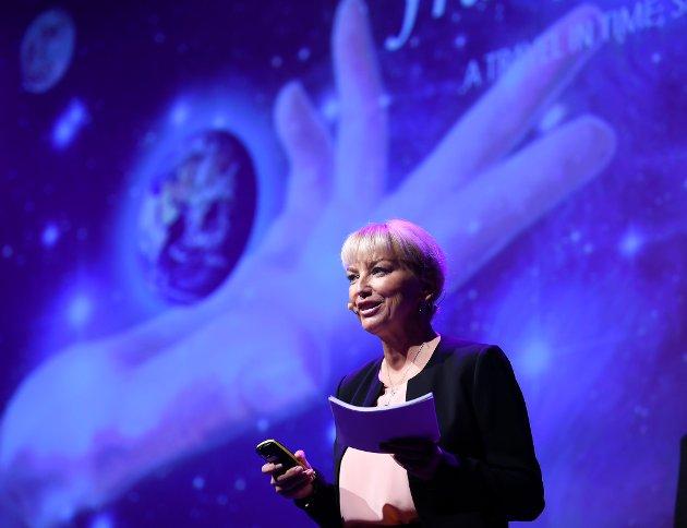 Agenda Nord-Norge 2017 åpnet. Monica Ahyee, Innovasjon Norge