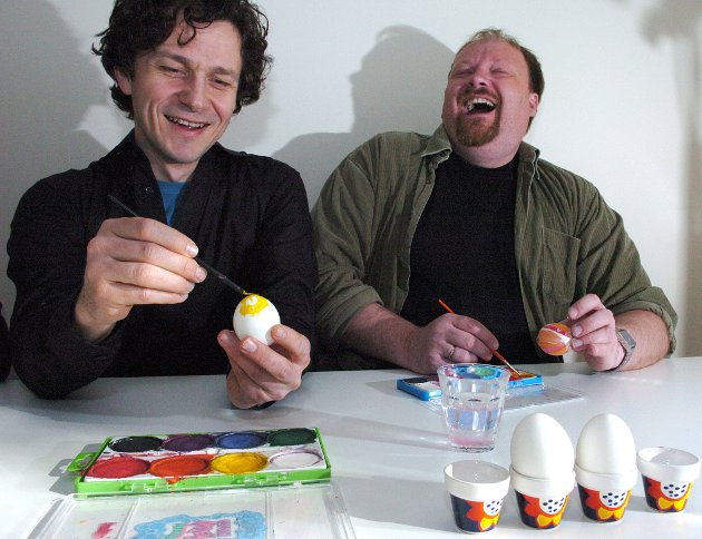 2006: Ronny Kristoffersen og Nils Wærstad om påsken.