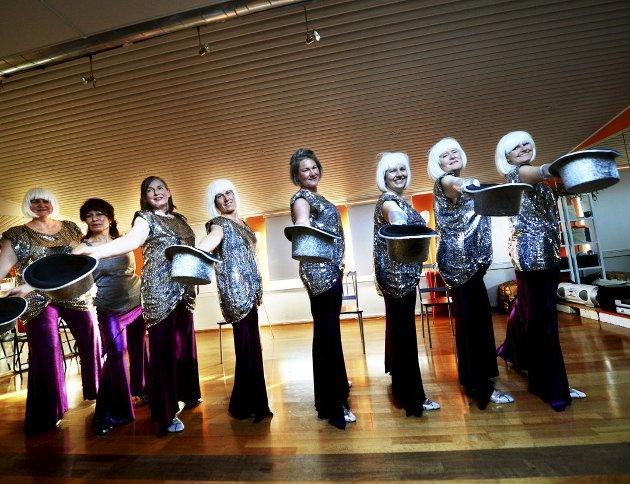 DÅRLIG DEKNING: Solveig Rye Ghatsos danseforestillinger er blitt stemoderlig behandlet av Tønsbergs Blad, mener Trygve Eriksen. Her fra 2015-utgaven.