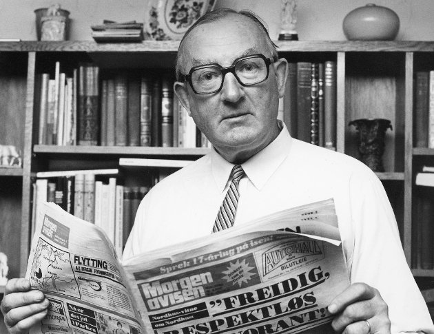 Fanabuen Albert Henrik Mohn var reisende krigskorrespondent for NRK og store aviser fra 1947 til inn i 1990-årene. I 1984 hadde han et kort mellomspill som nyhetsredaktør i Morgenavisen, men avsluttet sin aviskarriere som BA-spaltist i 1990-årene.