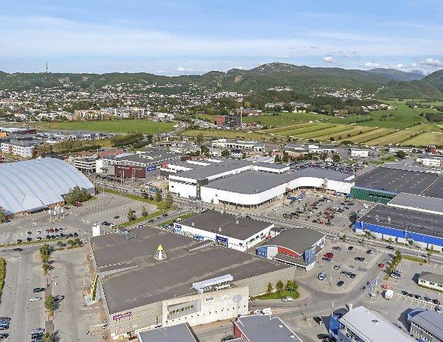 Motarbeider: Flere offentlige etater vil flytte sin virksomhet ut av sentrum til blant annet Stormyra, og motarbeider dermed arbeidet med en positiv sentrumsutvikling som har gitt Bodø flere priser.