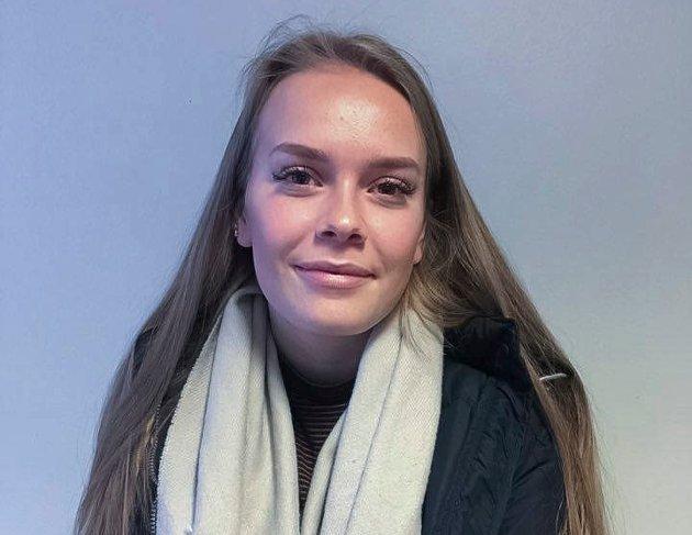 Aurora Schulze Sæther (18): – Luftforsvaret. I september drar jeg til Stavanger og har rekruttperioden der. Etterpå skal jeg enten søke jobb eller ta lærerstudier.