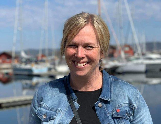 SOMMERHILSEN: Ordfører Elin Weggesrud ønsker alle innbyggere i Holmestrand kommune en god sommer.