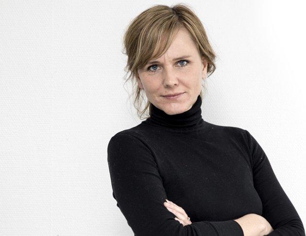 SPALTIST: Trude Trønnes er advokat, forfatter og spaltist i Tønsbergs Blad.