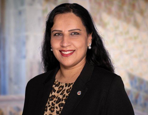 Afshan Rafiq har representert Oslo på Stortinget og sitter nå i bystyret.