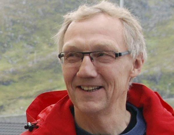 Hovedutvalgsleder Geir Ove Bakken.