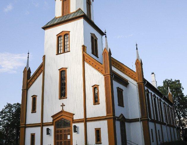 Gjøvik kirke stengt