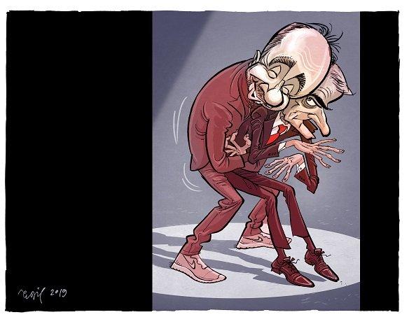 LITE POLITIKK: Trond Giske-saken har lenge skygget over Aps politikk.