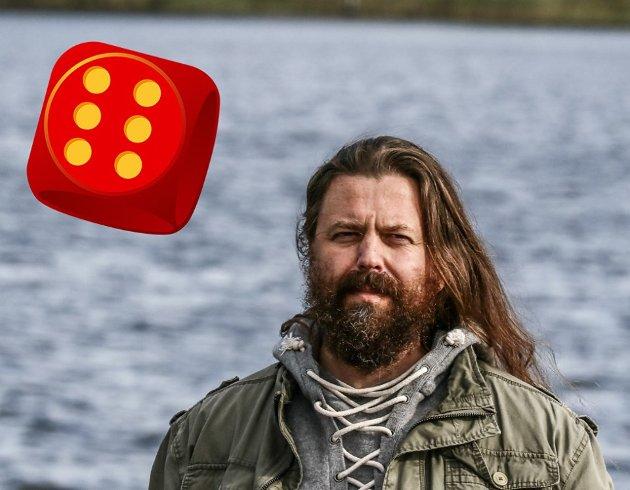 Bjørn Andreas Bull-Hansen (bildet) er ute med sin tredje vikingroman. Og FBs Christen Hvam triller her for første gang en sekser til en roman.