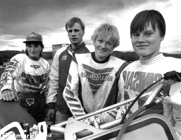 07.07.1989 motorcross NMK Lakselv - motorcross