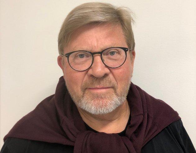 Oddbjørn Lyngroth, lokallagsleder i Nordstrand KrF