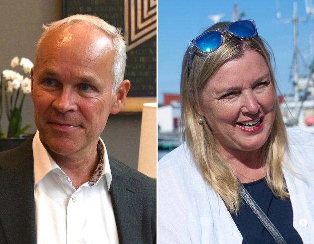 De voldsomme reaksjonene fra Frp og Senterpartiet er grunnløse.Regjeringensforslag vil gjøre denne viktige næringen mer bærekraftig i møte med en ny tid, skriver finansminister Jan Tore Sanner (H) og Elin Agdestein (H) om de foreslåtte endringene i oljeskatten.