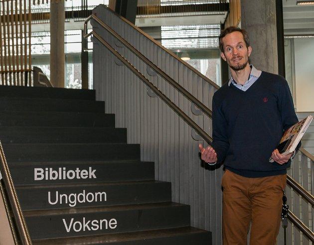 NESODDEN-ORDFØRER: Eivind Hoff-Elimari.