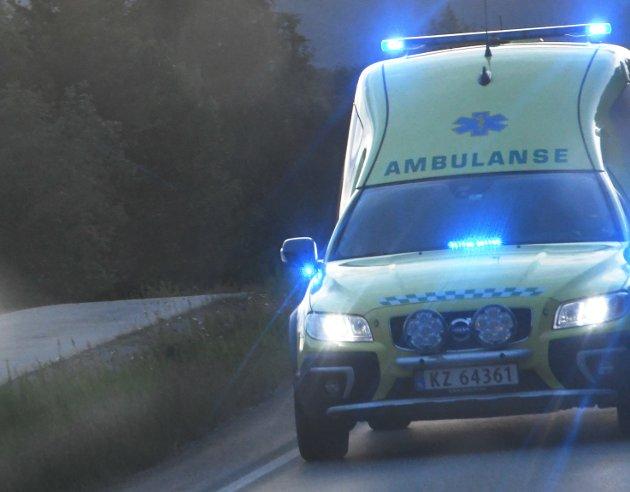 Mariann Skotte (Sp) er skuffet over at Ap ikke støttet kravet om responstid for ambulansene.