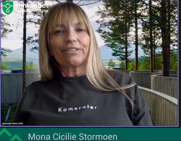 Mona Stormoen (Ap) vil øremerke Statens tilskuddsmidler til investeringstiltak på fv. 33
