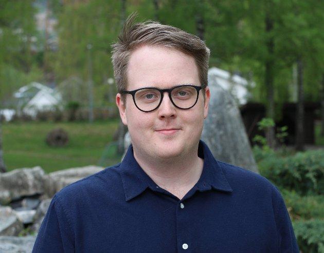 Magnus Weggesrud (Sp), Fylkestingsrepresentant i Viken