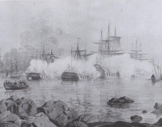 Dynekil-slaget:  Bataljen i Dynekilen står som en av de største militære begivenhetene i norgeshistorien, skriver John L. Jones.