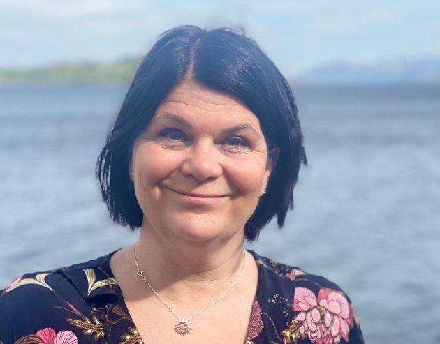 Trine Noodt, 1.kandidat for Venstre i Finnmark