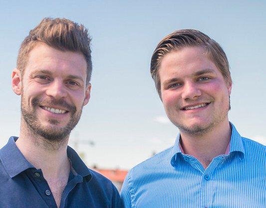 Bjørnar Moxnes, partileder i Rødt.   Tobias Drevland Lund 1. kandidat for Rødt i Telemark  Folkevalgt i Vestfold og Telemark