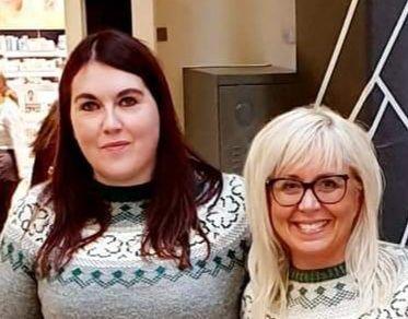 Marlene Berntsen Bråthen, fylkestingsrepresentant og varaordfører i Tromsø, og Irene Lange Nordahl, gruppeleder for Senterpartiet i Troms og Finnmark fylkesting