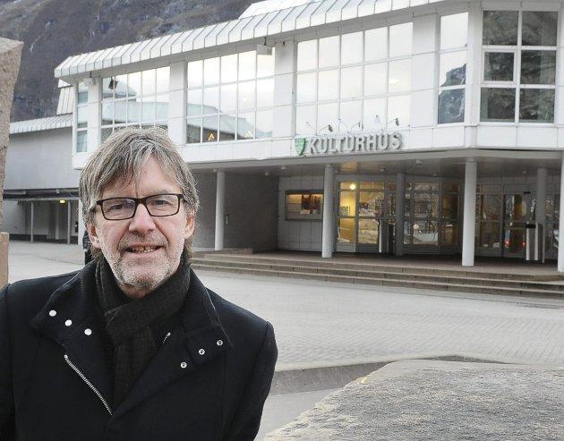 Ole Magne Ansnes gleder seg over at både Aure og Smøla har sagt ja til å fortsatt bli i Møre og Romsdal. (Arkivfoto: Eilif Odde)