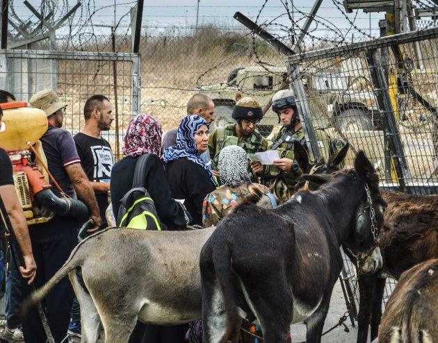 – Selv om løsningen for palestinerne forblir uklar, og livet byr på motstand, nekter de å gi opp, skriver Linn Jeanette Knudsen i sitt innlegg fra Vestbredden.