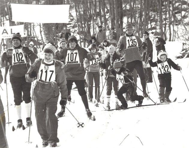 I 1980 årene var det store vintersportsarrengementet i Frogn i regi av Skigruppa i DFI, Harrafjellrennet med start i lysløypa-Belsjøjordet. Et renn både for liten og stor uansett ferdigheter