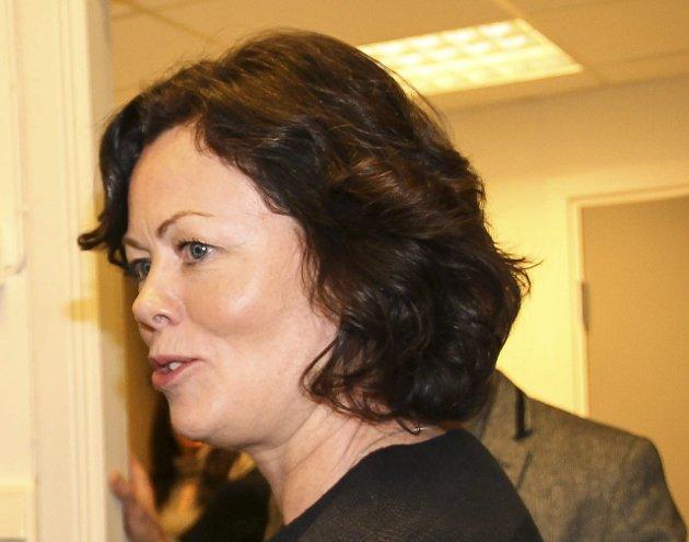 LIKESTILLING: Statsråd Solveig Horne (Frp) svarer på innlegg fra Anette Trettebergstuen.