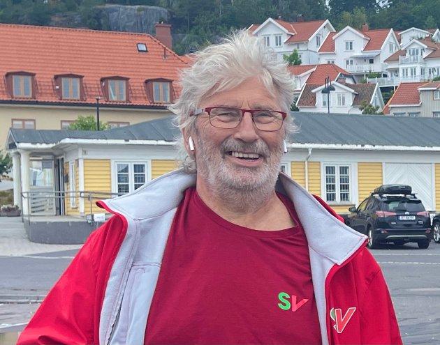 Øyvind Olsen (SV).