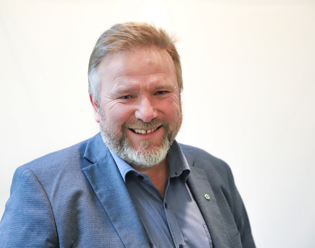 REFORM: – Direktørveldet som har fått utvikle seg er selvfølgelig lukrativt for de gjelder, men det vil ikke føre til en bedre jernbane i Norge, skriver Bengt Fasteraune (Sp).