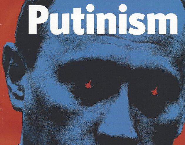 Kald Krig: Utsnitt av forsiden på The Economist (October 22nd – 28th 2016).