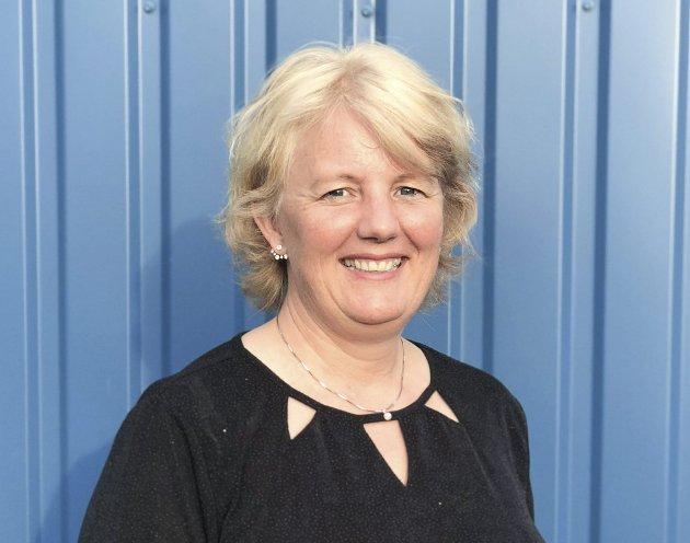 NR. 14: Hanne Lyngaas, Øvre Eiker Høyre.