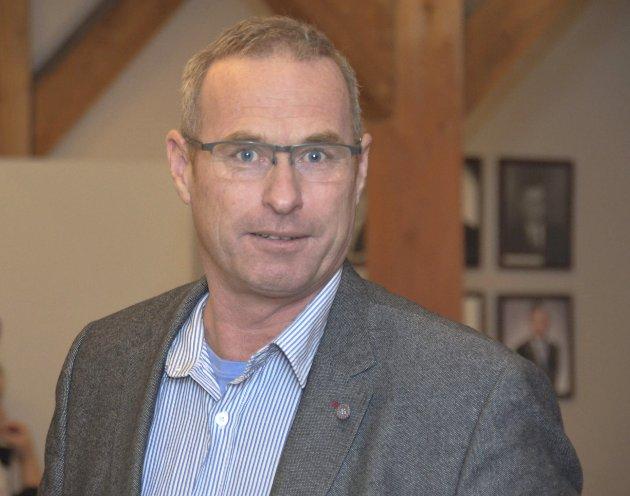 Thorleif Fluer Vikre (Frp).
