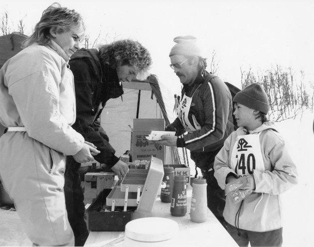 Vargtrekket 1987.