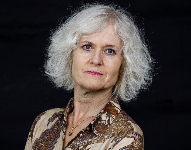 Tove Gundersen, generalsekretær i Rådet for psykisk helse. (Thomas Bjørnflaten, Nye bilder)
