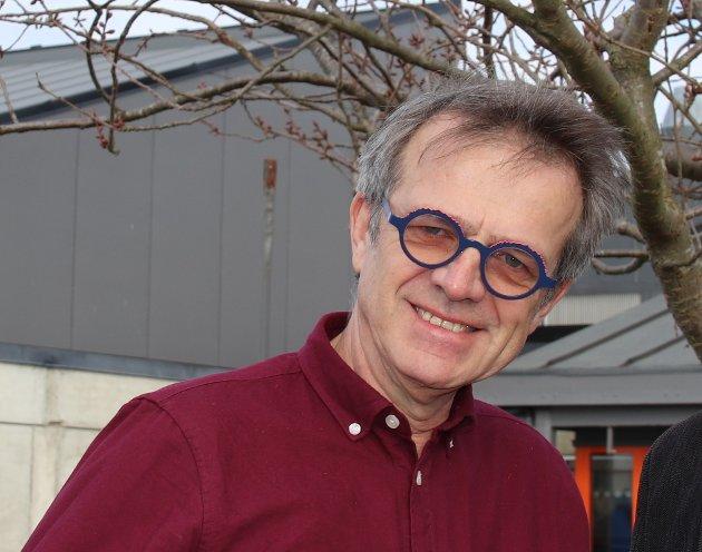 MÅLLAGSLEIAR: Einar Schibevaag meiner det nynorske språket må kunna brukast i alle samanhengar for å trygga det og på den måten hegna om kulturen vår.