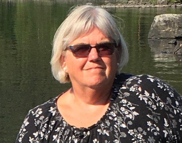 YTRING: Grethe Trovi Duesund. 5.kandidat for Partiet Sentrum i Telemark