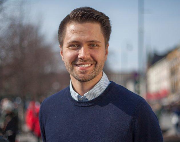Bjørn-Kristian Svendsrud, fylkestingsrepresentant (FrP)