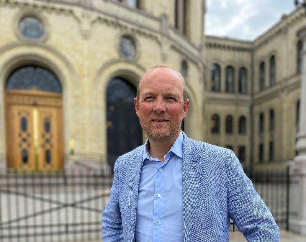 Stortingsrepresentant Ole André Myhrvold (Sp) vil ha et løft for fastlegeordningen.