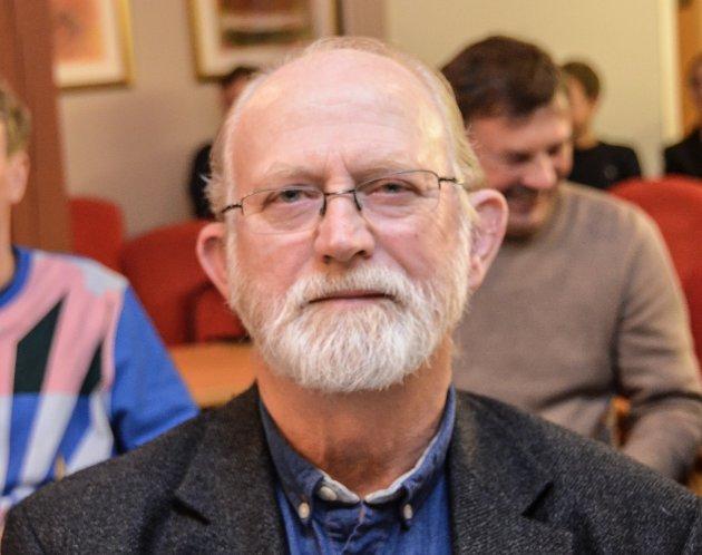 Kjell Ove Heistad, Ap.