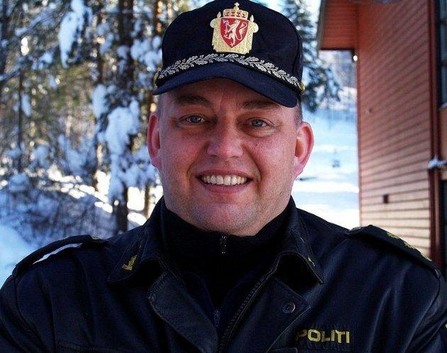 FRUSTRERT: Lokallagsleder for Politiets Fellesforbund Sør-Øst Jon E. Torp.