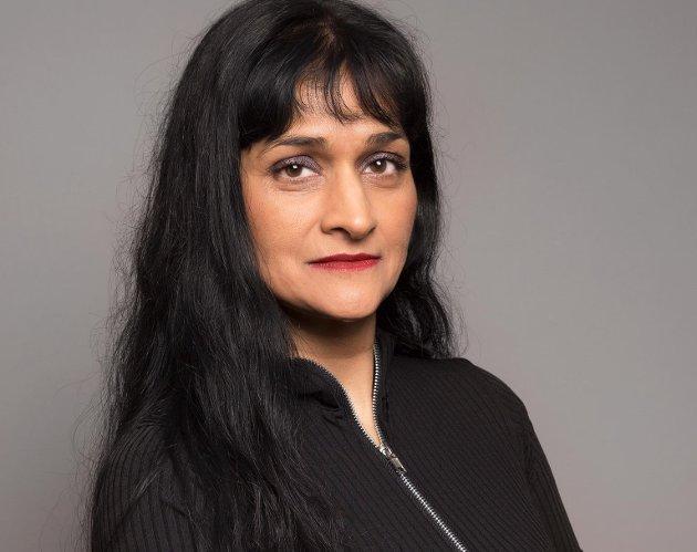 BEDRE ELDREOMSORG: Rubina Mushtaq Rikheim i Ås Høyre mener eldreomsorg kan bli bedre.