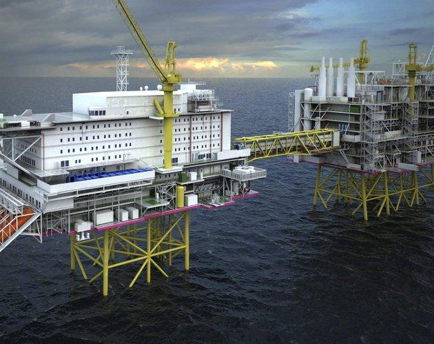 Johan Sverdrup-feltet blir juvelen i Statoils olje- og gassvirksomhet i fremtiden. God lønnsomhet i olje- og gassegmentet kan gjøre det fornuftig med en debatt om den fornybare satsingen bør foregå utenfor Statoil.