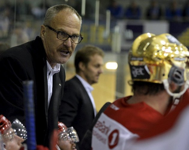 Stjernen-trener Jarmo Tolvanen.
