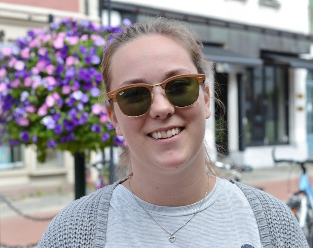 Ann-Helen Troppen (26 år) - Jeg har vært på kjærestetur til Bulgaria, brukte cirka 8.000 kroner.