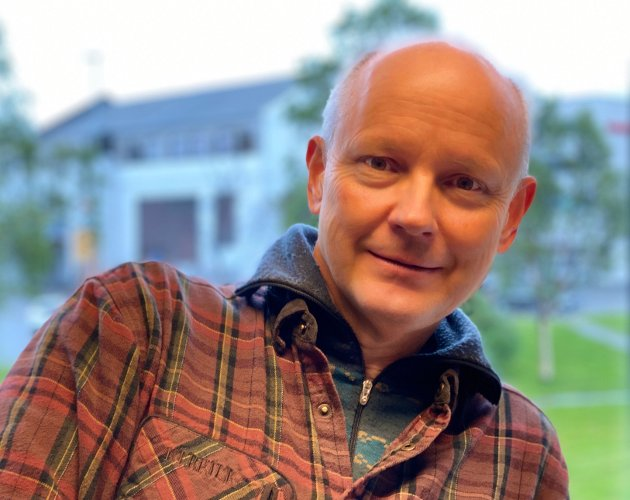 Portrett Bernt Nilsen, Kirkenes
