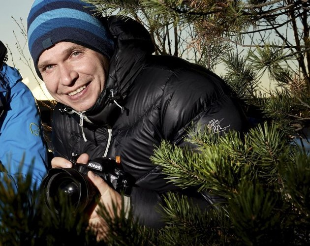 NRK-journalist og naturfotograf Kjartan Trana ble 53 år gammel.