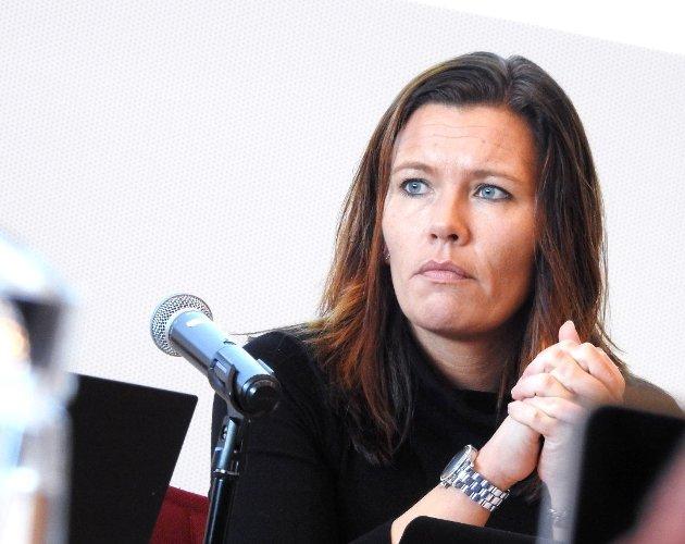 REAGERER: Lesja-ordfører Mariann Skotte er kraftig provosert over uttalelsen fra styremedlem Olaf Dobloug i Helse sør-øst om at «Ved å styrke hovedregionen, berger man hele Innlandet. Ute i distriktene er det snart bare pensjonister.»