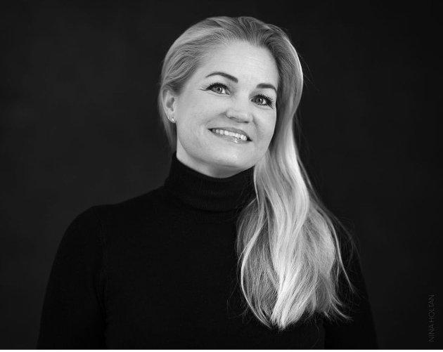Cecilie Lyngby - partileder i FNB.